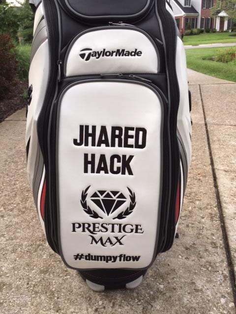 Prestige Max -  Proud sponsor of Jhared Hack